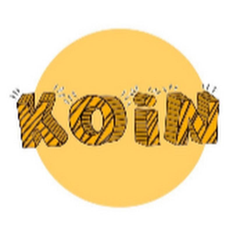 Logo for KOiN