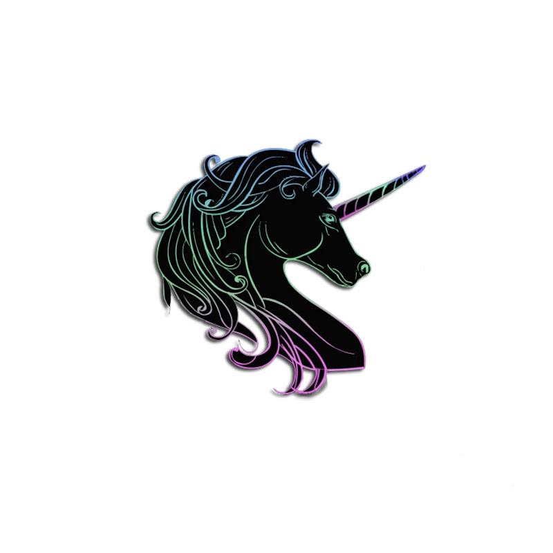 Logo for Black Unicorn