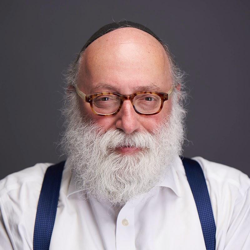 Rabbi Simon Jacobson at Meaningful Life Center