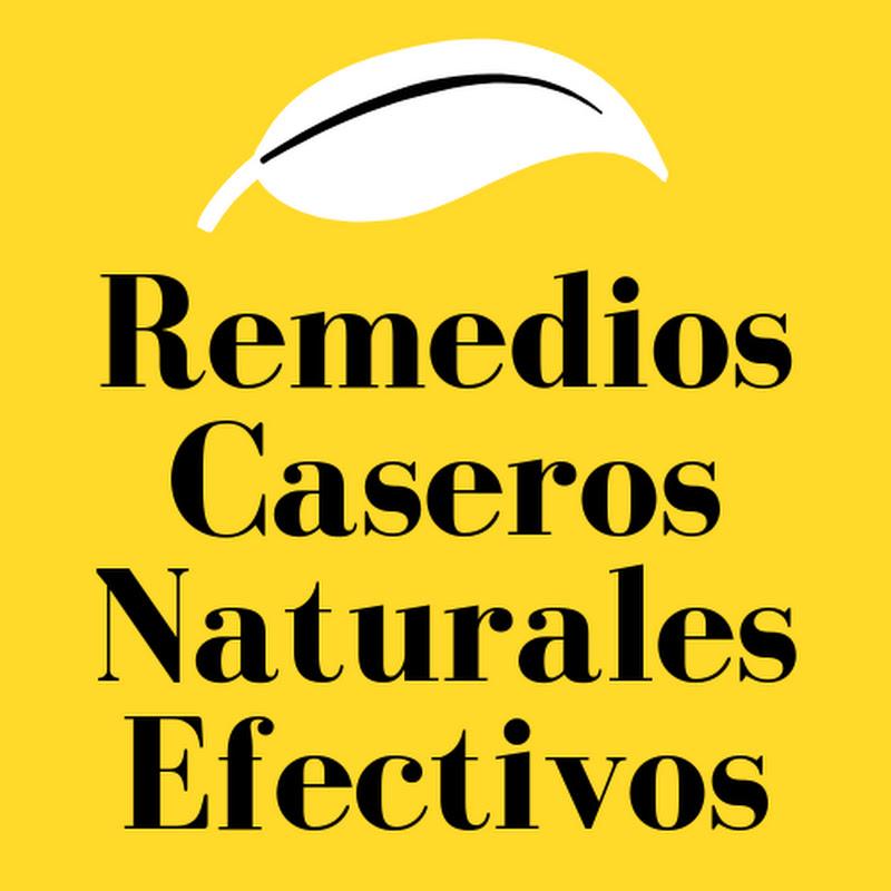 Remedios Caseros Naturales Efectivos