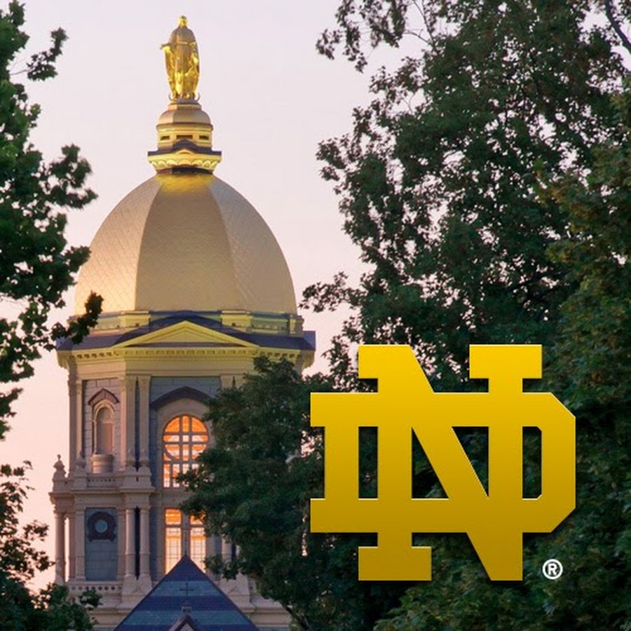 University Of Notre Dame Youtube