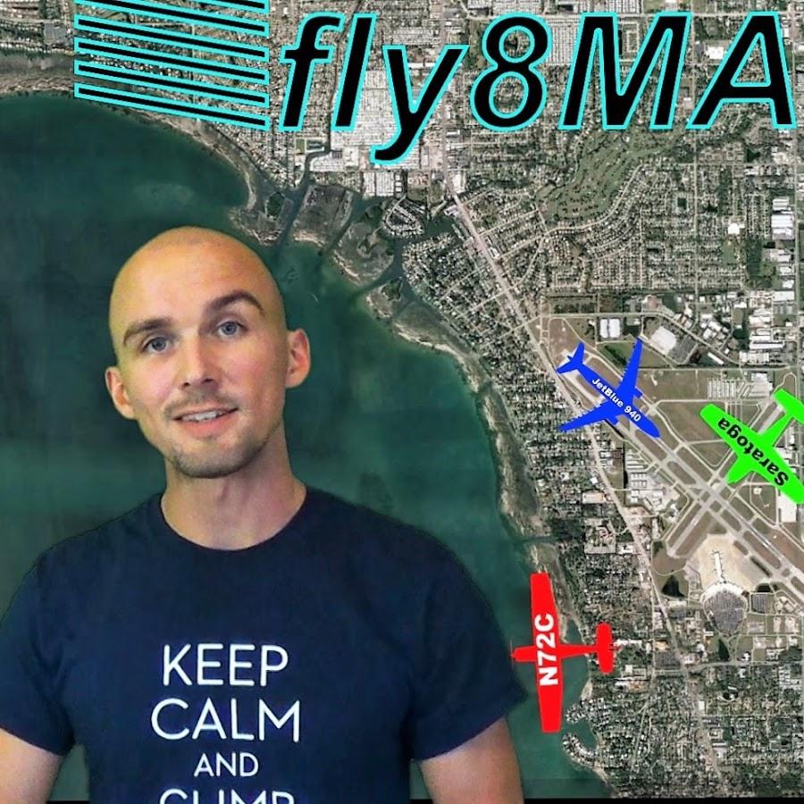 FLY8MA.com Flight