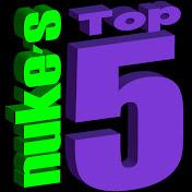 Nuke's Top 5 net worth