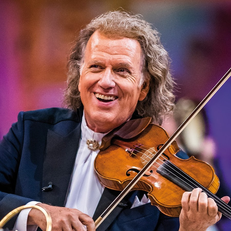André Rieu Youtube