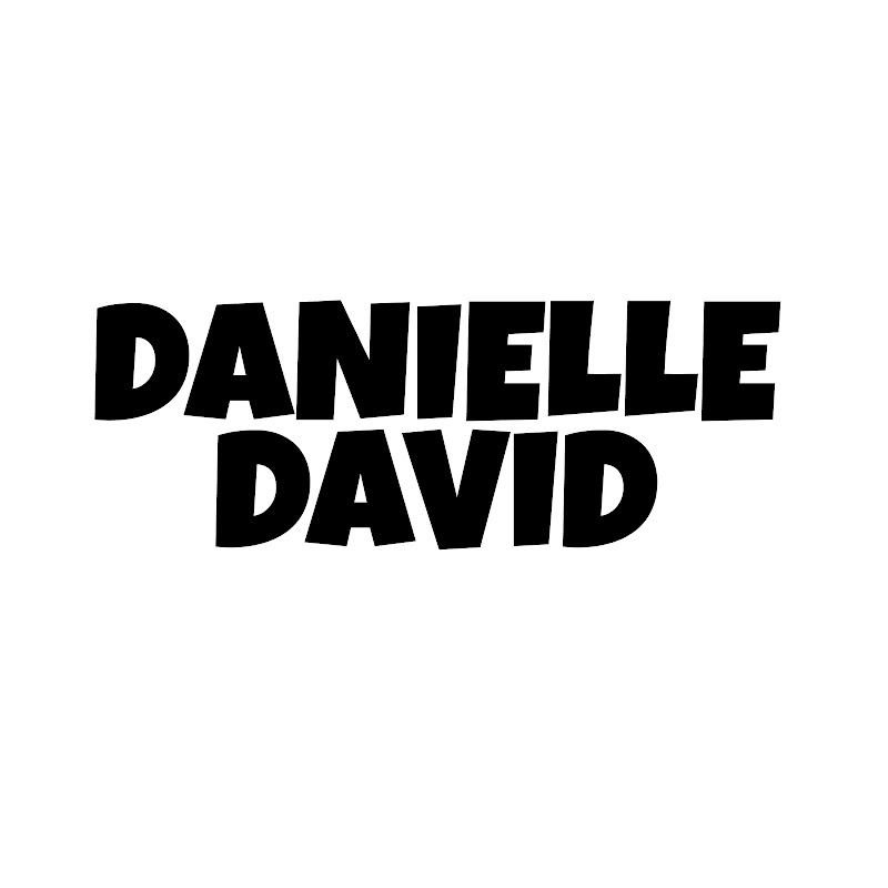 Logo for Danielle and David