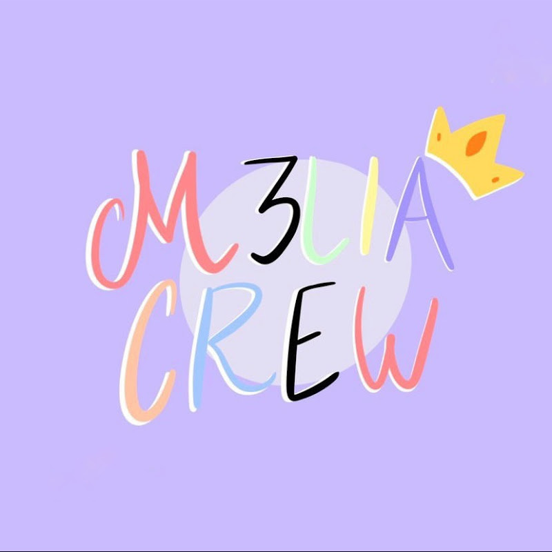 Logo for M3LIA Crew