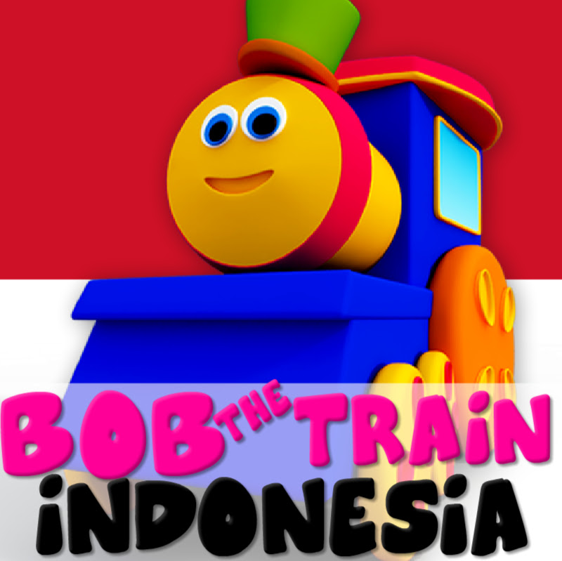 Bob The Train Indonesia - Kartun & Lagu Anak Anak