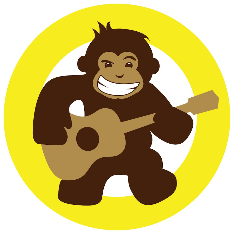 Monkey Rock Music Kids Music That Rocks Youtube