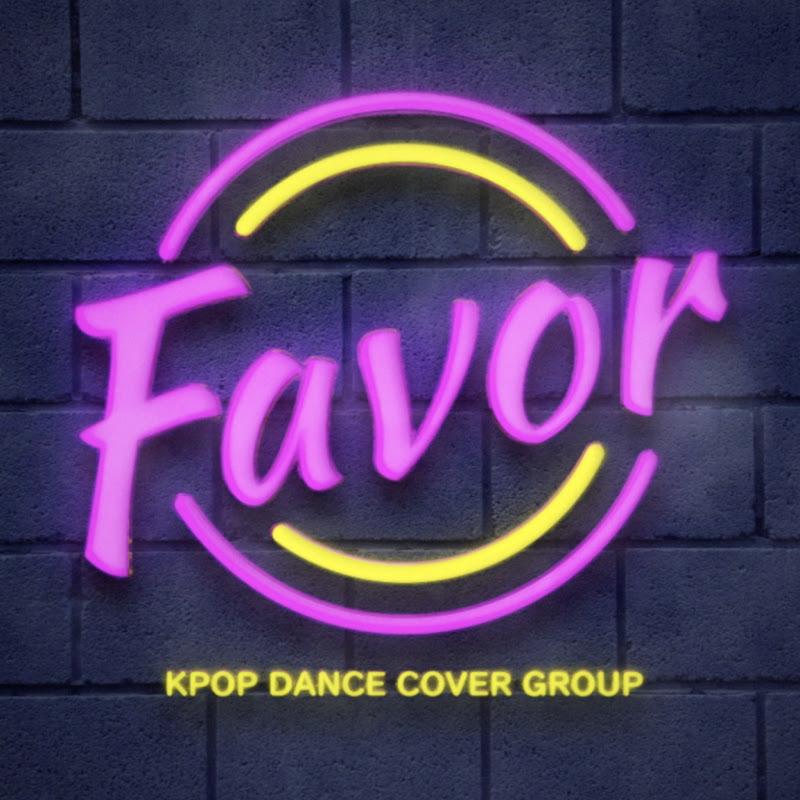 Logo for FAVOR Kpop Dance Cover Channel