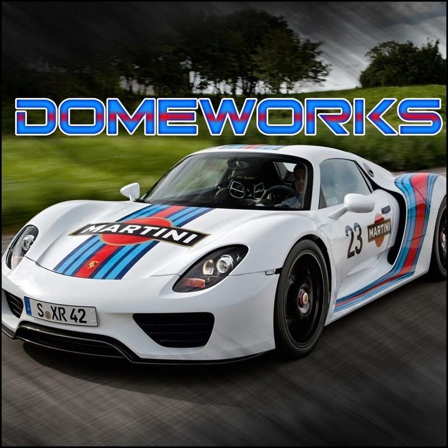 Domeworks - Race