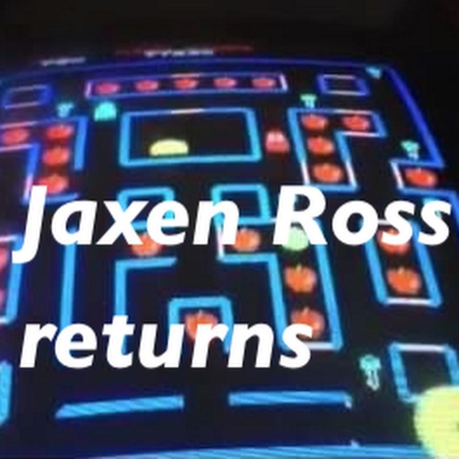 Jaxen Ross is b-a-c-k!