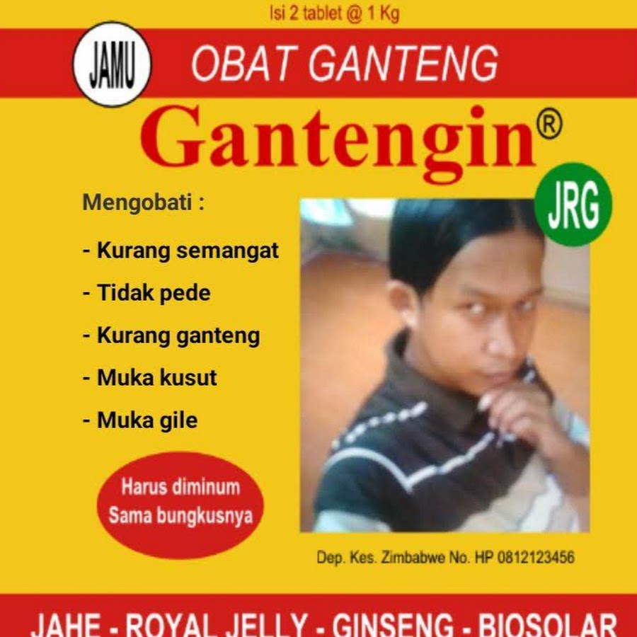 Gantengin Youtube