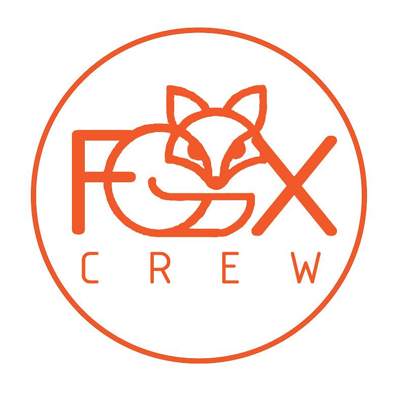 Logo for FOXCREW