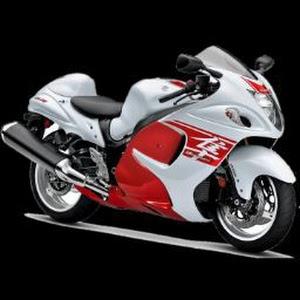 my dream Suzuki Hayabusa BS-IV