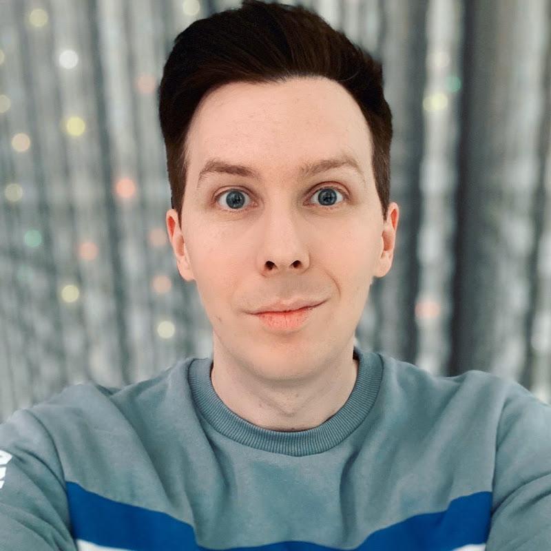 Amazing Phil on YouTube