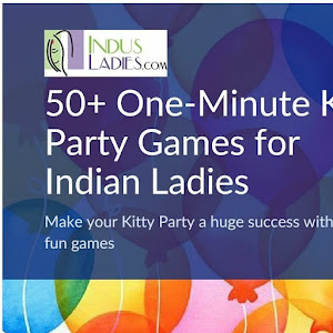 Latest Kitty Party Games