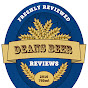 Deans Beer Reviews - Youtube