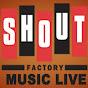 ShoutFactoryMusic - @ShoutFactoryMusic - Youtube