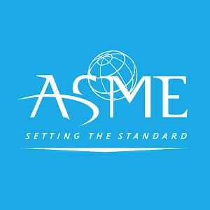 ASME American Society of Mechanical Engineers