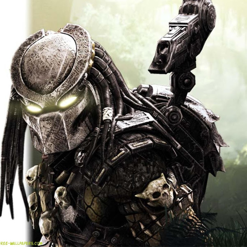 my name is predator