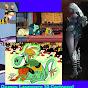 Devon Games Lawrence 10 Cartoons - Youtube