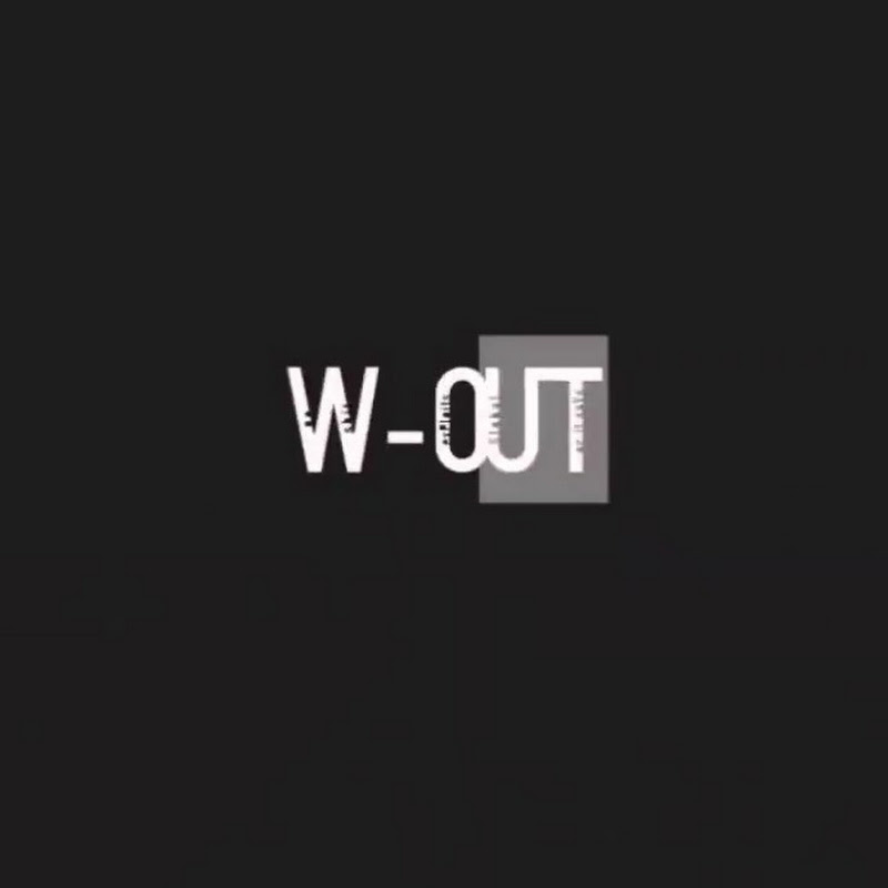 Logo for W-OUT