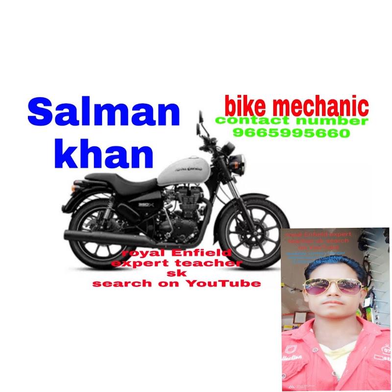 Bike Setting Tricks By Salman Khan