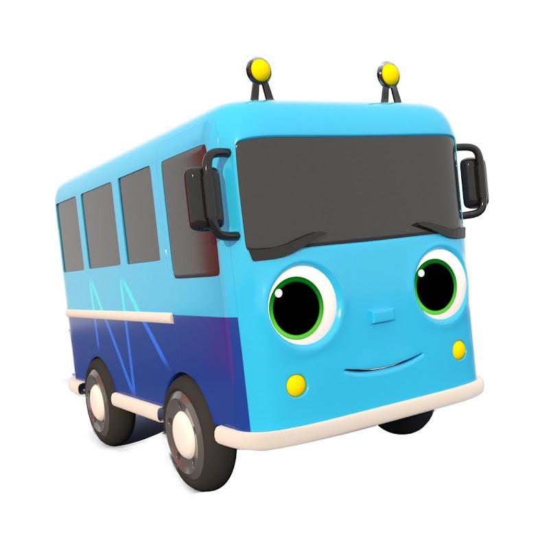 Minibus & Friends - Nursery Rhymes