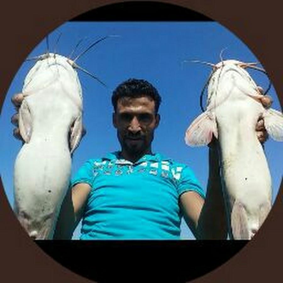 مدمن صيد سمك