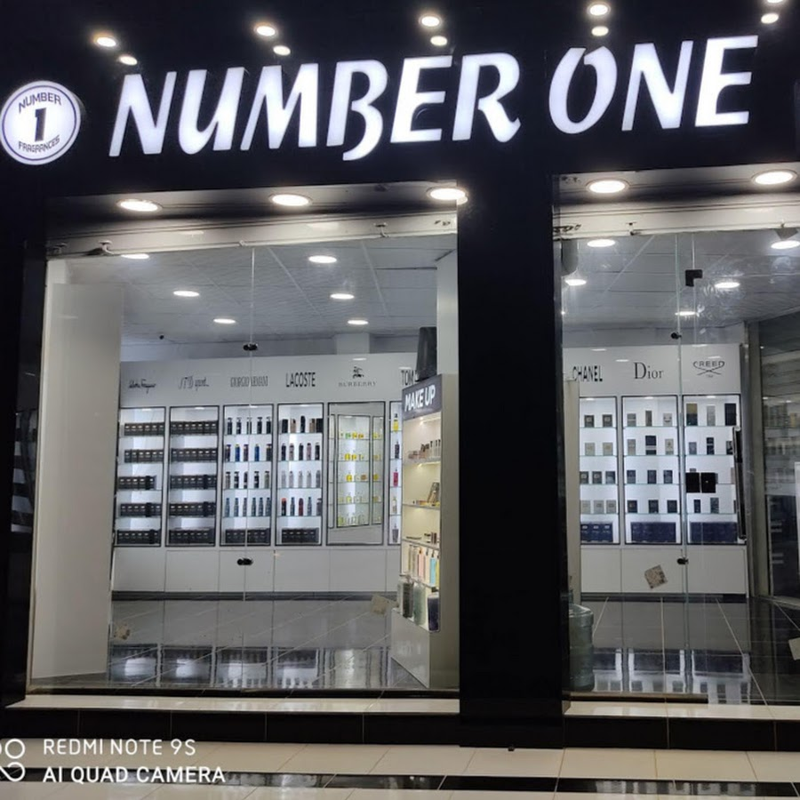 Number ONE Fragrance
