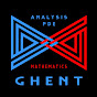 Ghent Analysis and PDE - Youtube
