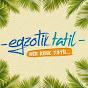 Egzotik Tatil  Youtube video kanalı Profil Fotoğrafı