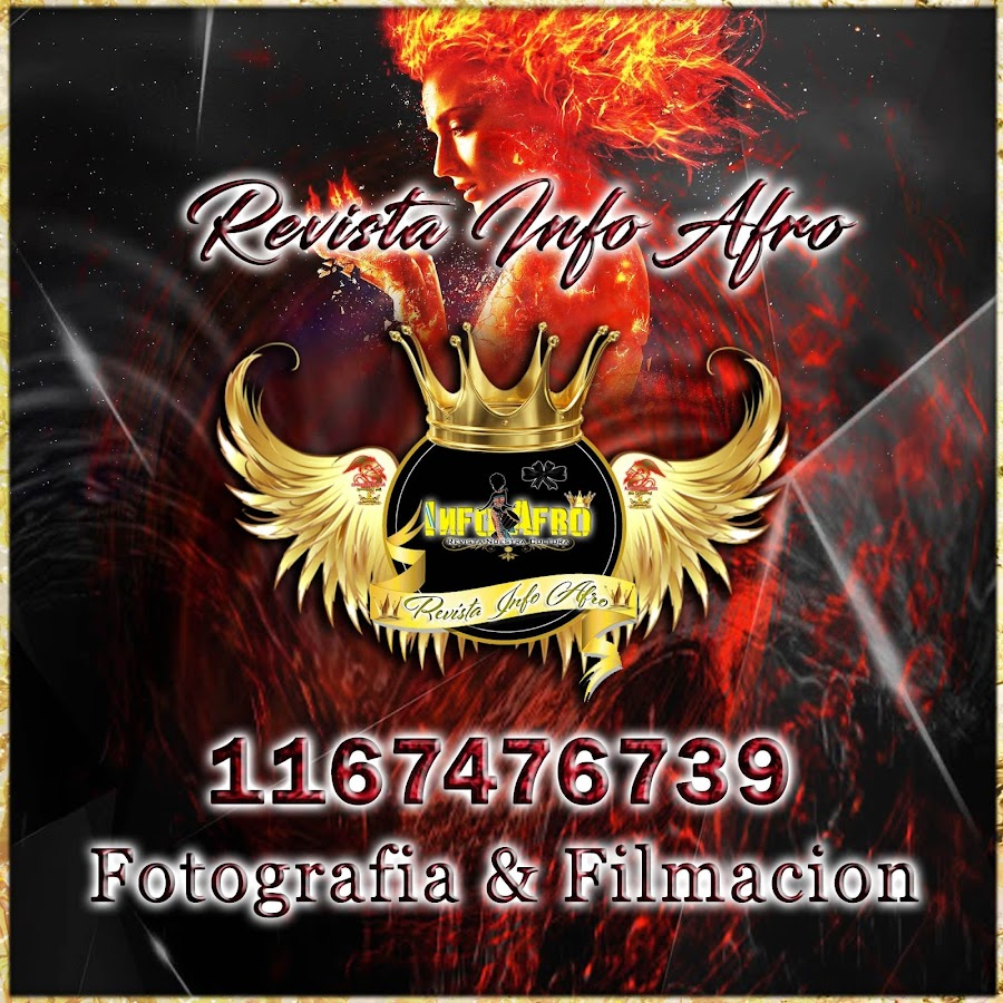 Revista Info Afro -