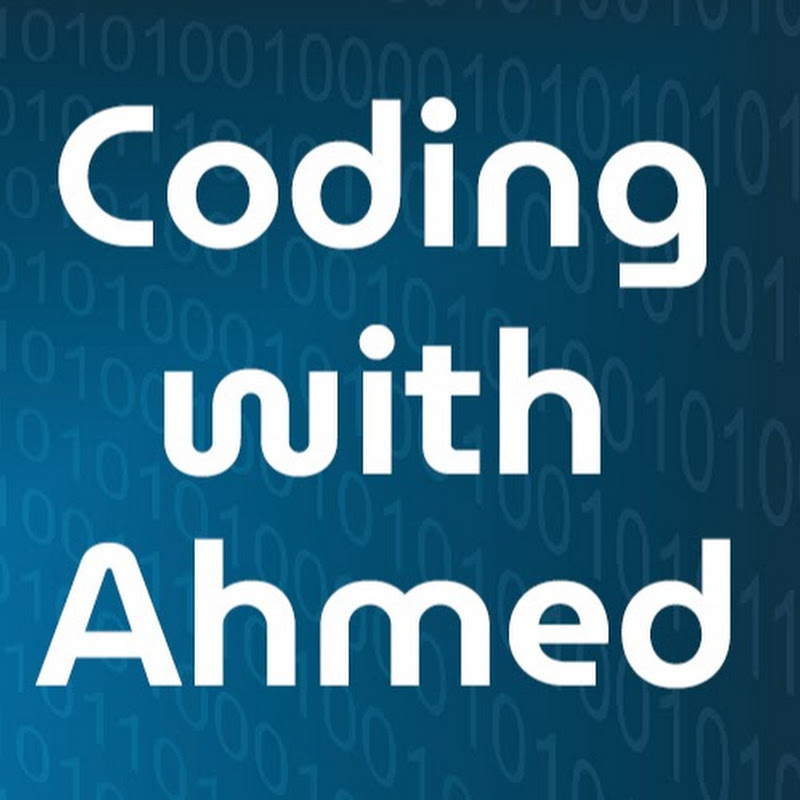 Coding with Ahmed (coding-with-ahmed)