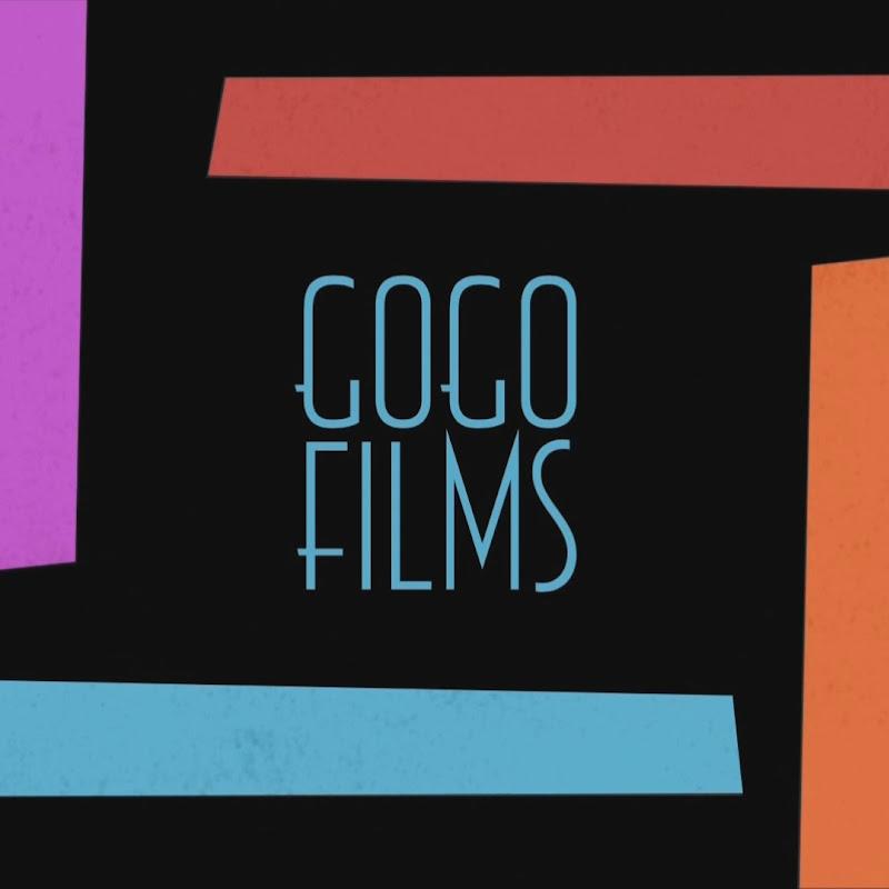 Logo for GOGO FILMS I 춤추는 영어쌤
