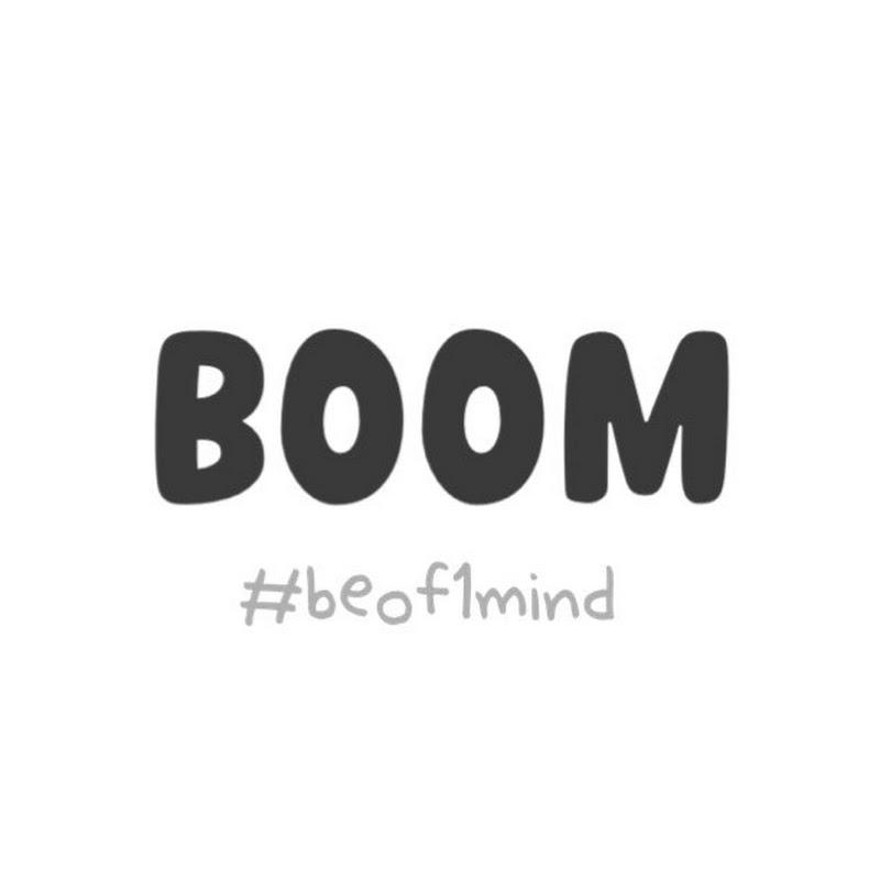 Logo for BOOM __