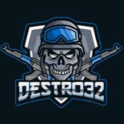 Destro32 net worth