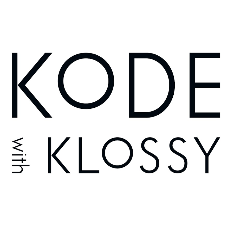 Kode With Klossy Youtube