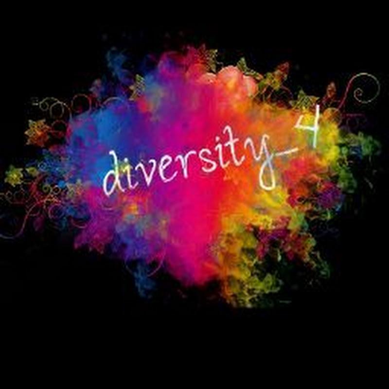 Logo for diversity