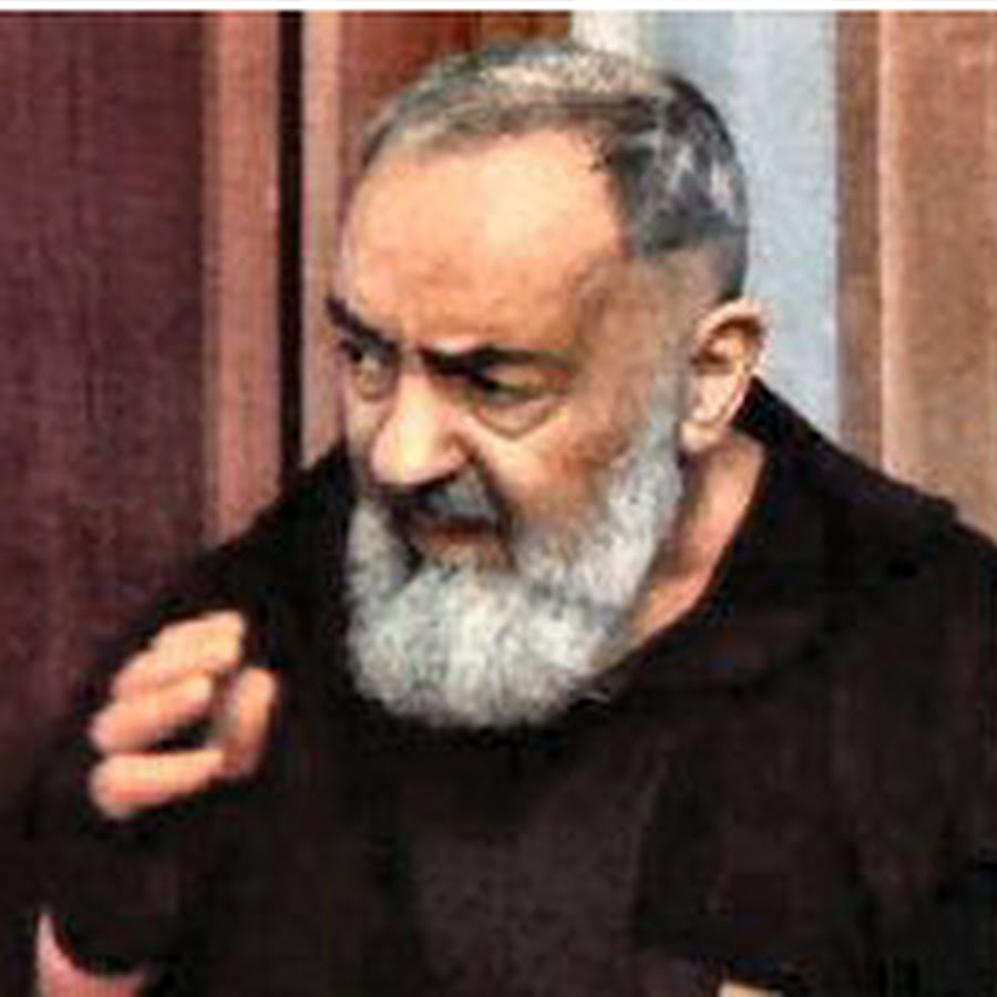 PadrePio Pilgrim