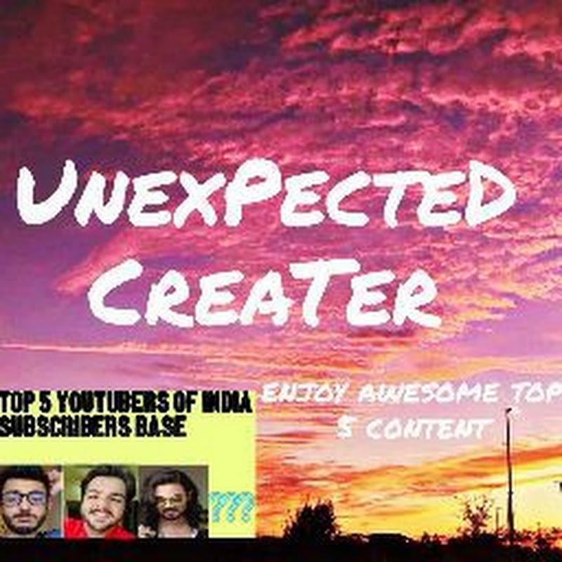 Unexpected Creator (unexpected-creator)
