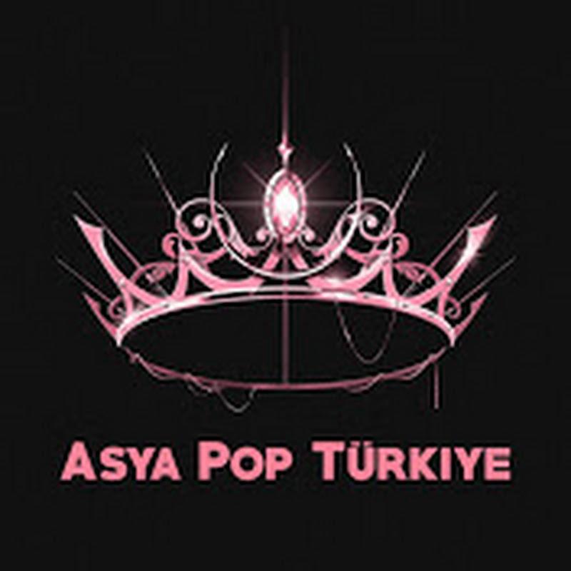 Logo for Asya Pop Türkiye