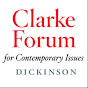 Clarke Forum for Contemporary Issues - Youtube