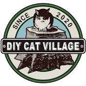 DIY CAT VILLAGE