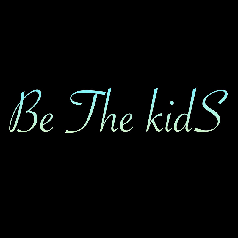Logo for Be The kidS