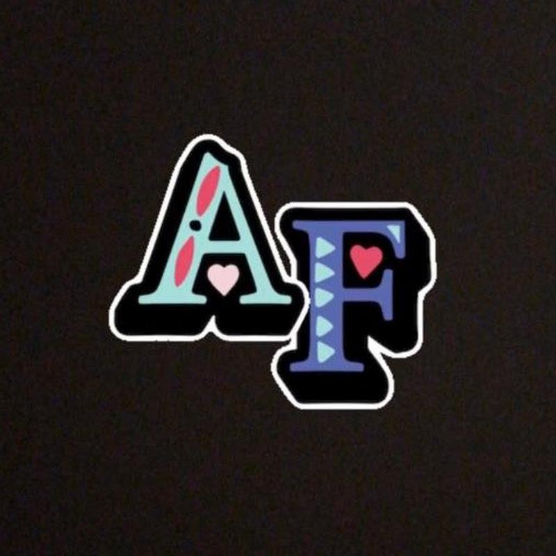 Logo for AF DANCE COVERS