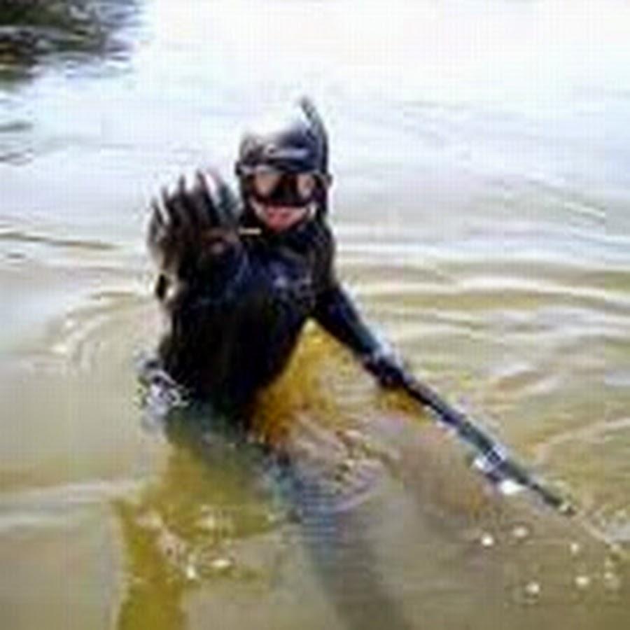 Łowiectwo podwodne - w