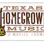 Texas Homegrown Music - Youtube