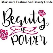Mariam's FashionAndBeauty Guide net worth