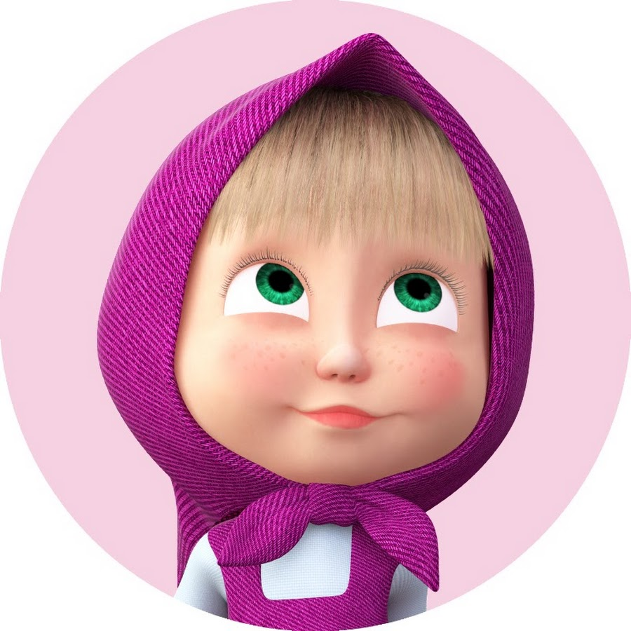 Masha and The Bear YouTube channel avatar